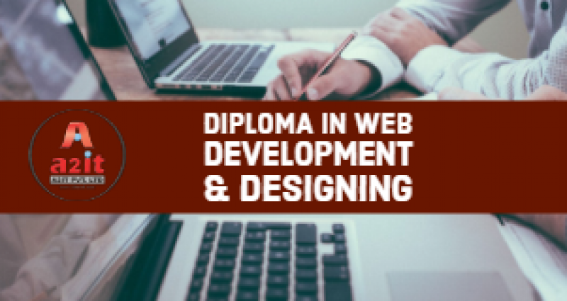 Diploma In Web Development Designing